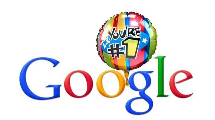 Pas op voor bedrijven die de nummer 1 positie in Google beloven