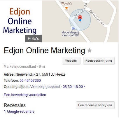 Google-my-business-Edjon-Online-Marketing