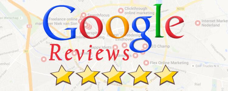 Nu Sneller Sterretjes bij je Bedrijf op Google
