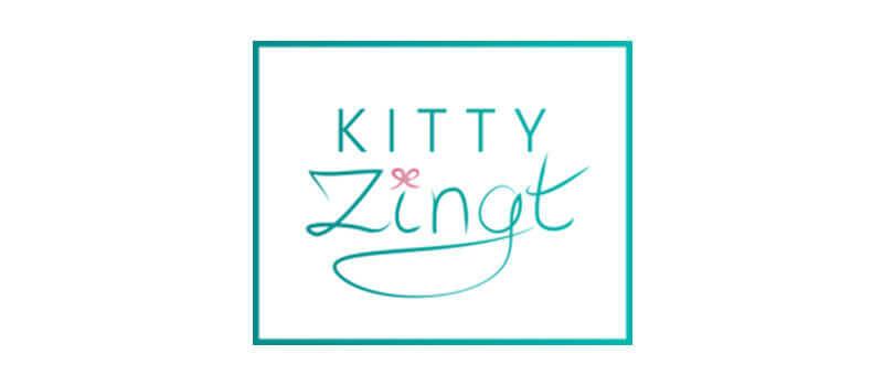Kitty Zingt logo